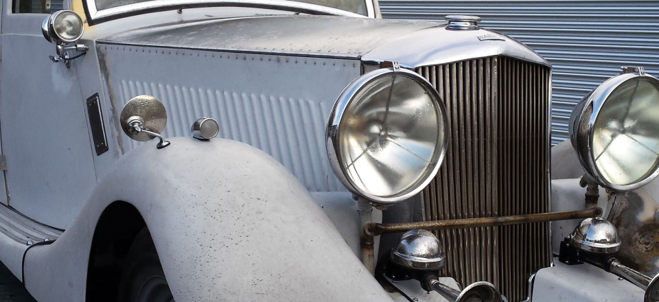 Classic Car Upholstery